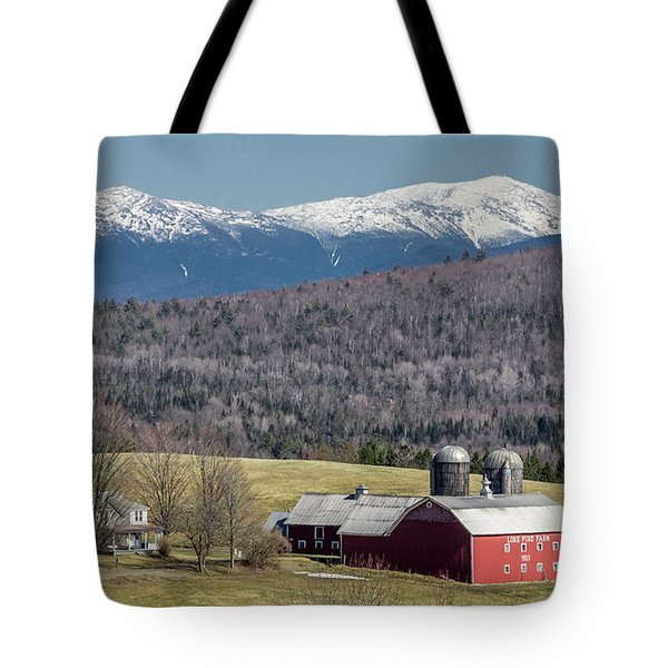 South Kirby Spring Tote Bag