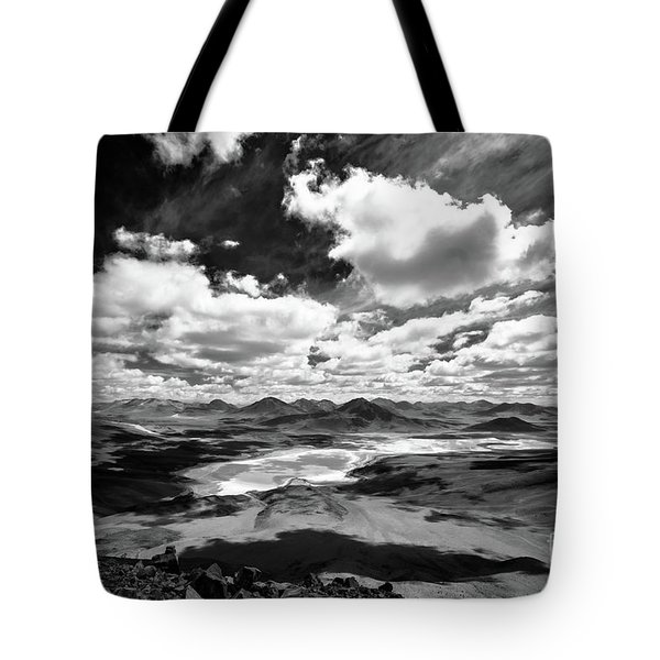 South Lipez Tote Bag