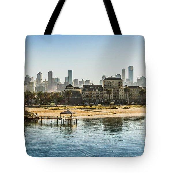 South Melbourne Tote Bag
