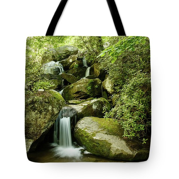 South Mountains Rest Stop Tote Bag