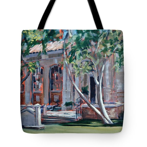 South Pasadena Library Tote Bag