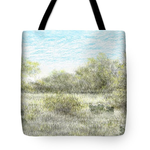 South Texas Brush Country II Tote Bag