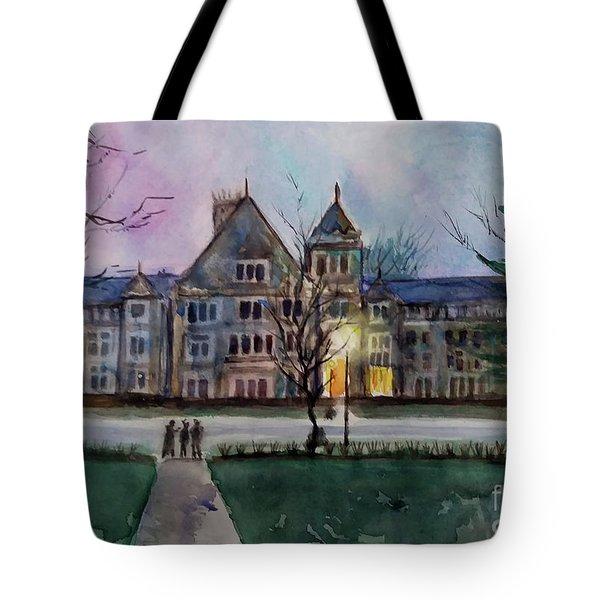 South University Avenue 2 Tote Bag