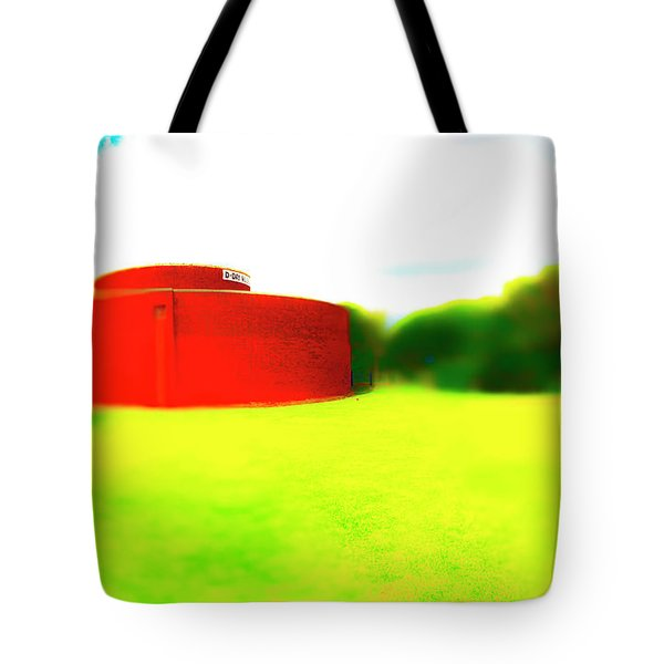 South Walls Tote Bag