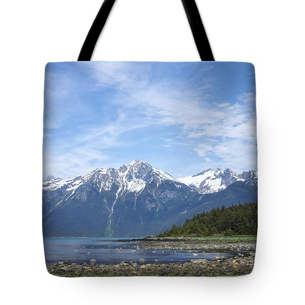 Southeast Alaskan Summer Tote Bag