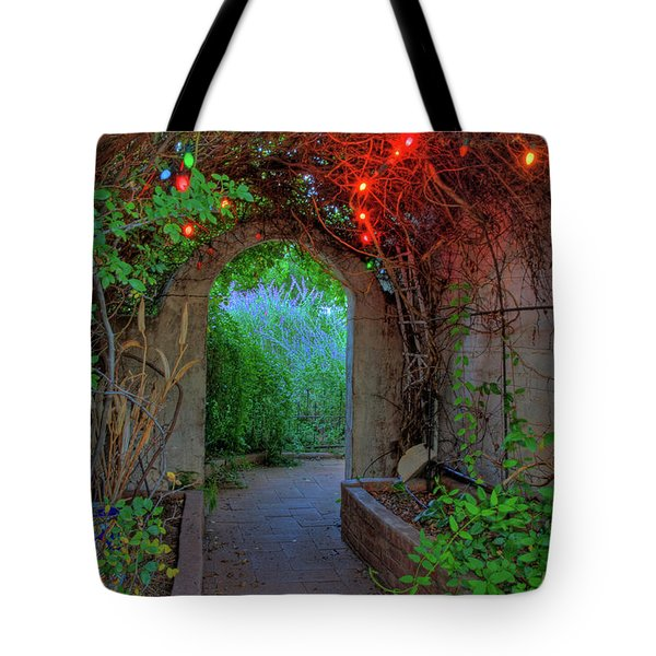 Southeast Arizona Garden Tote Bag