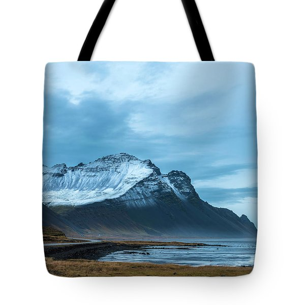 Southeast Iceland Countryside Tote Bag by Scott Cunningham
