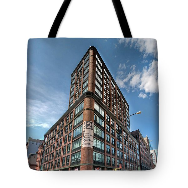 Tote Bag featuring the photograph Southeast View May 2016 by Steve Sahm