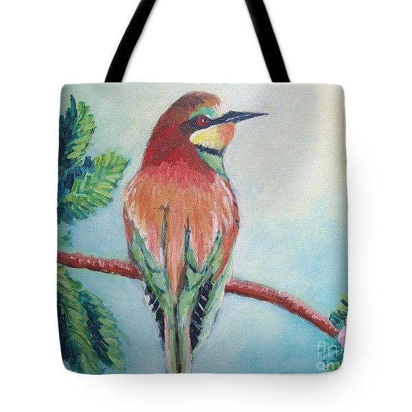 Southern Bee-eater Tote Bag