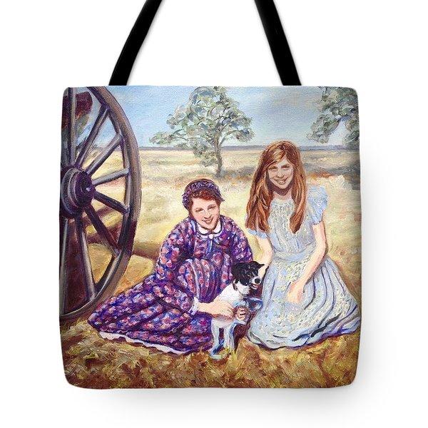 Southern Belles Tote Bag