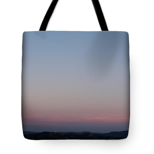 Southern Black Hills Moon Tote Bag