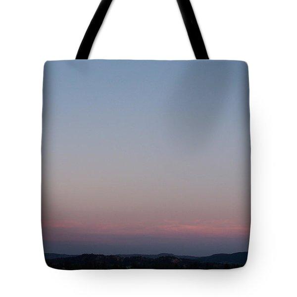 Southern Black Hills Moon Tote Bag