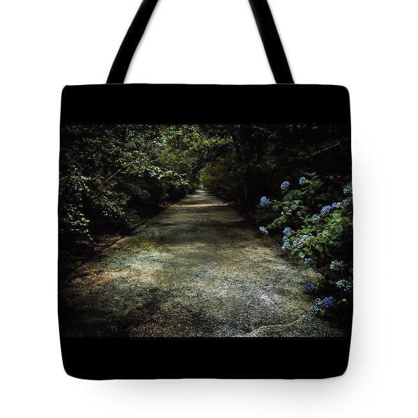 Tote Bag featuring the photograph Southern Blue by Jessica Brawley