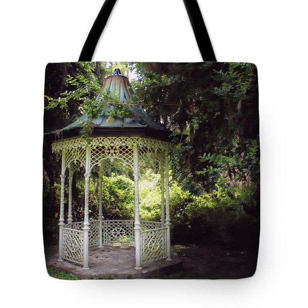 Southern Charm Tote Bag by Jessica Brawley