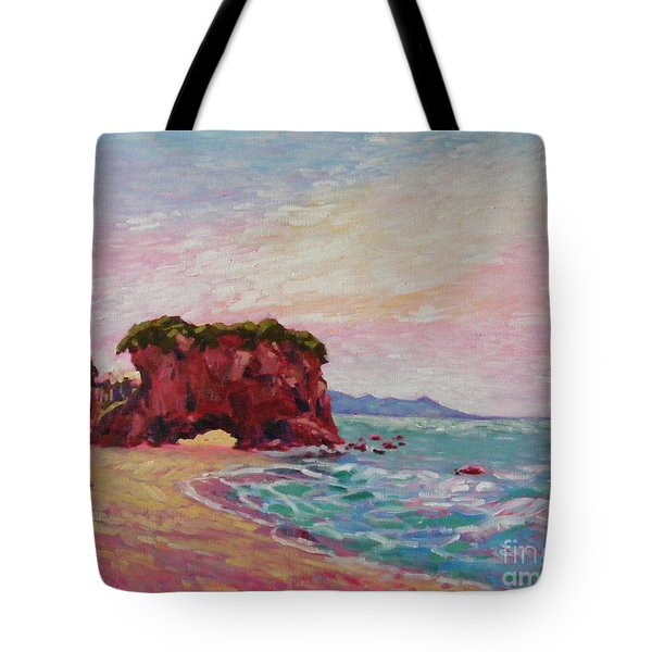 Southern Coast Tote Bag