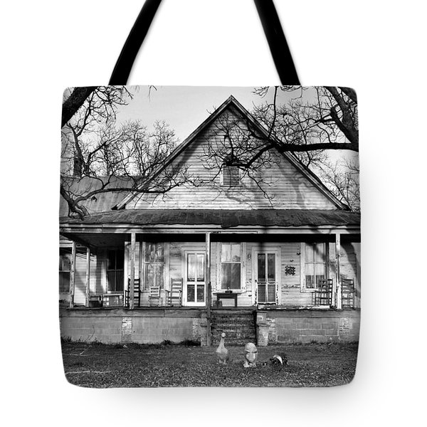 Southern Comfort Tote Bag by Jan Amiss Photography