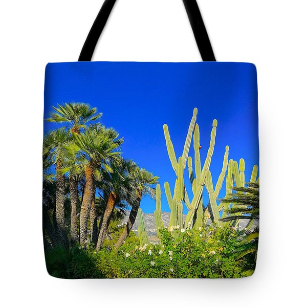 Southern France Beauty Tote Bag