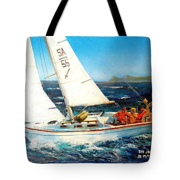 Southern Maid Tote Bag