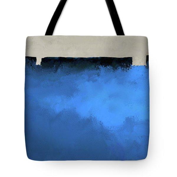 Southern Reach 2 Tote Bag
