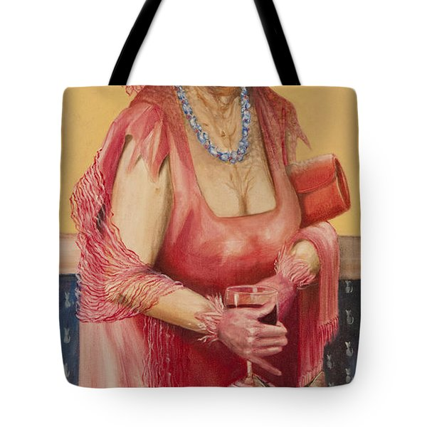 Southern Rose Tote Bag