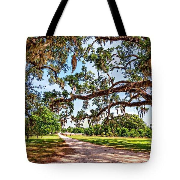 Southern Serenity Tote Bag