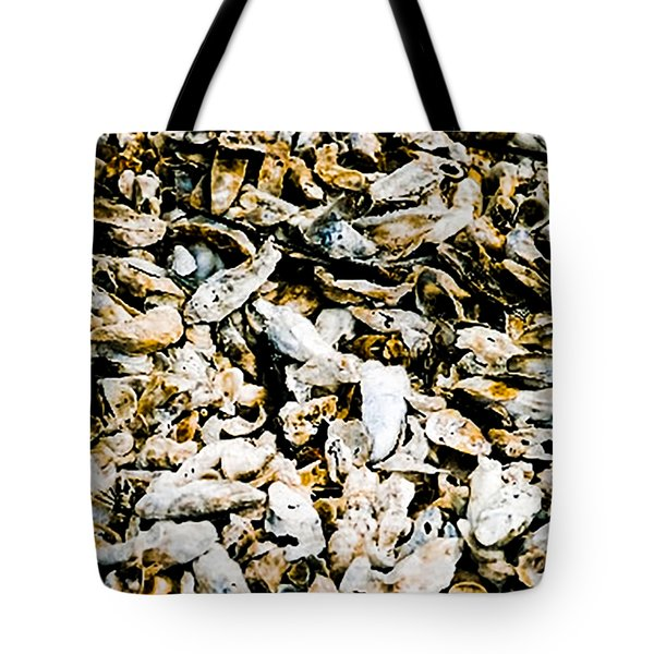 Southern Shells Tote Bag