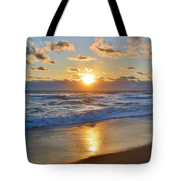 Southern Shores 10/18/15 Tote Bag