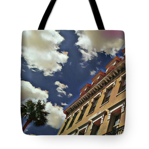 Southern Stature Tote Bag