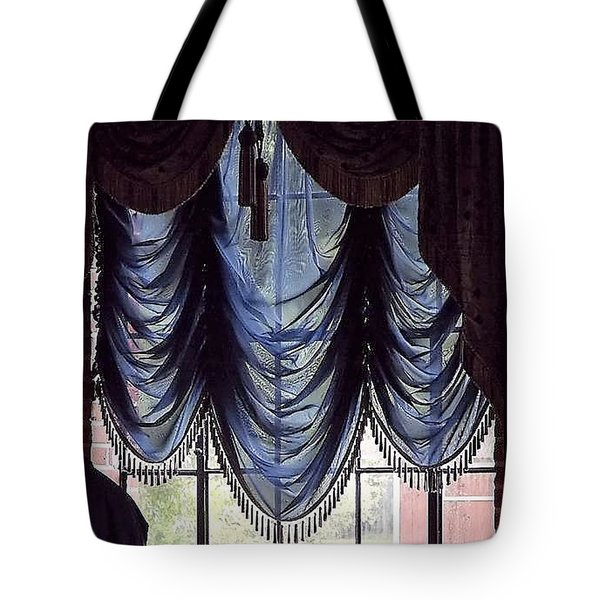 Tote Bag featuring the photograph Southern Style Evening Gown by John Glass