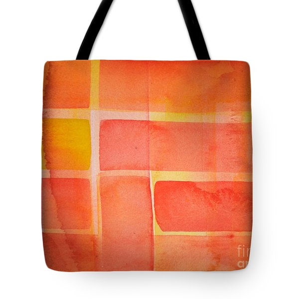 Southern Sun Tote Bag by Holly York