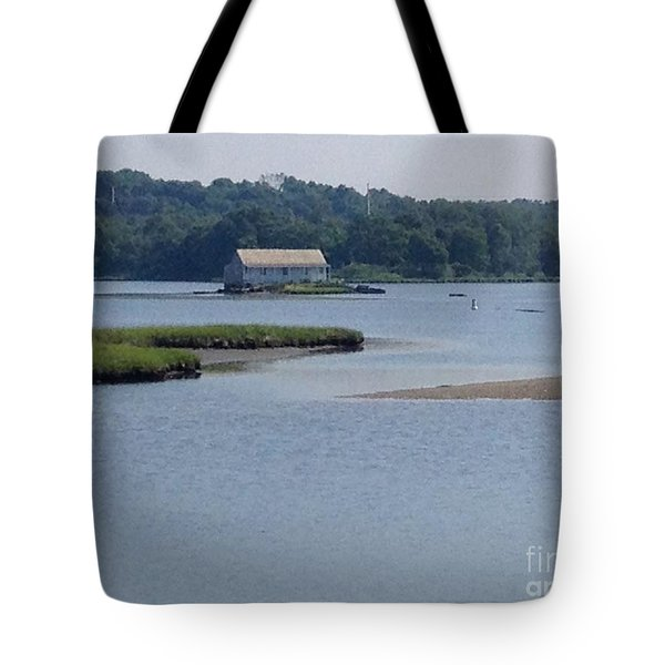 Southport View Tote Bag