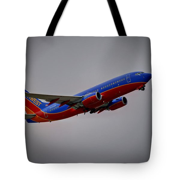 Southwest Departure Tote Bag