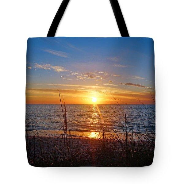 Southwest Florida Sunset Tote Bag
