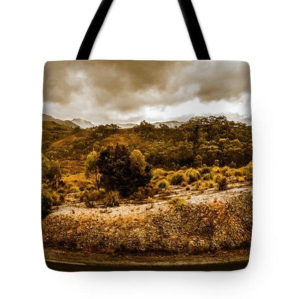 Southwest National Park Tasmania Tote Bag