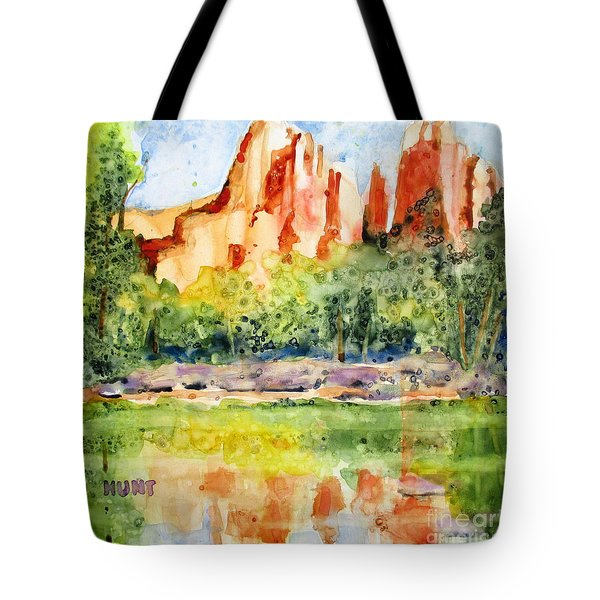 Southwest Reflections Tote Bag