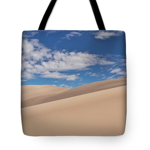 Southwest Sands Of Colorado Tote Bag