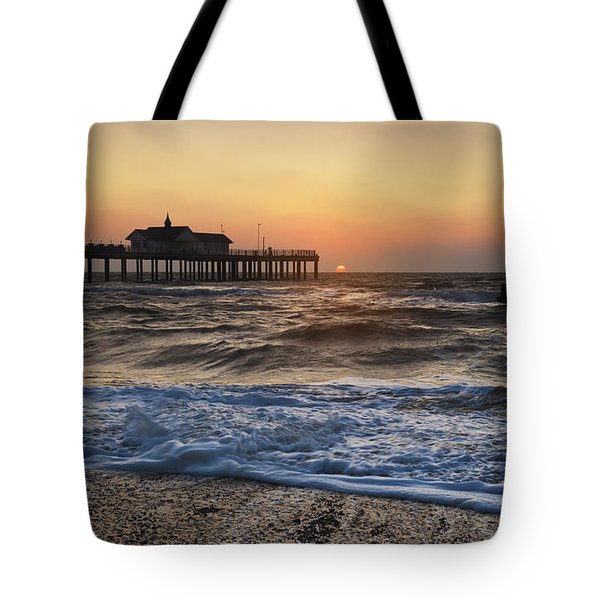 Southwold Pier Tote Bag