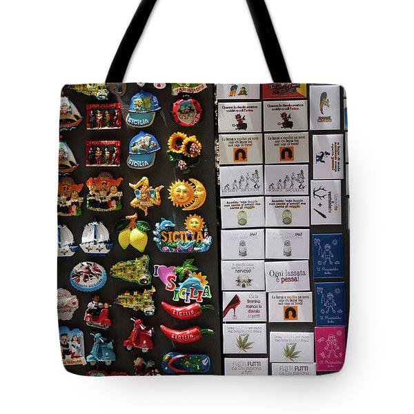Souvenirs Tote Bag