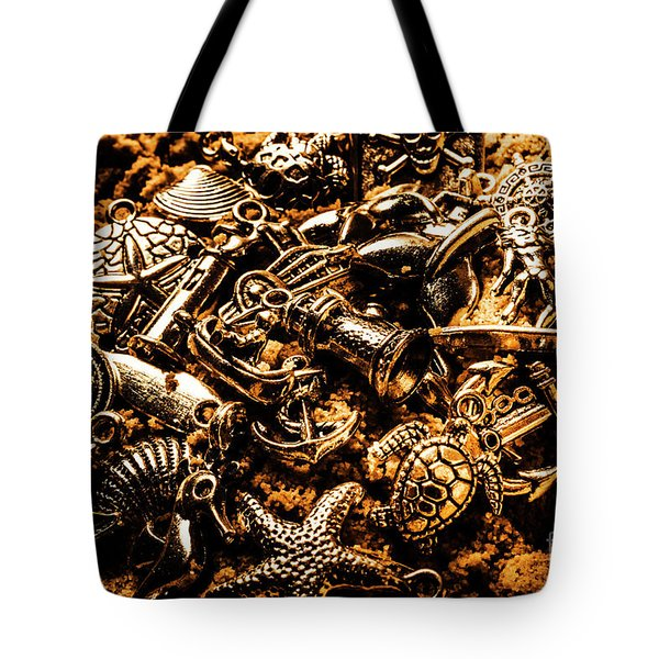 Souvenirs From Sandy Sea Tours Tote Bag