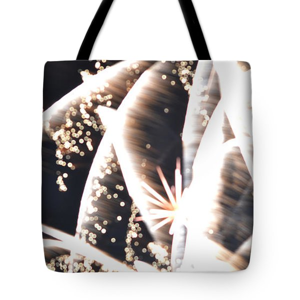 Tote Bag featuring the photograph Sovereignty Display I by Carolina Liechtenstein