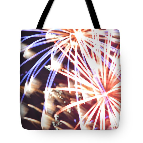 Tote Bag featuring the photograph Sovereignty Via Revolution by Carolina Liechtenstein