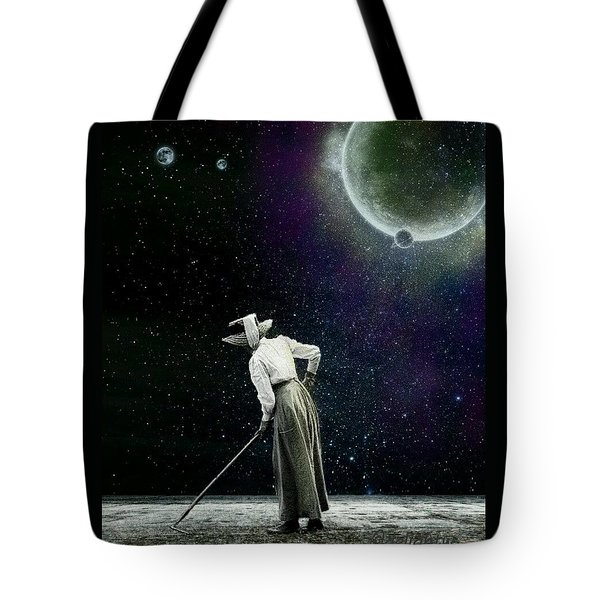 Sow What Tote Bag