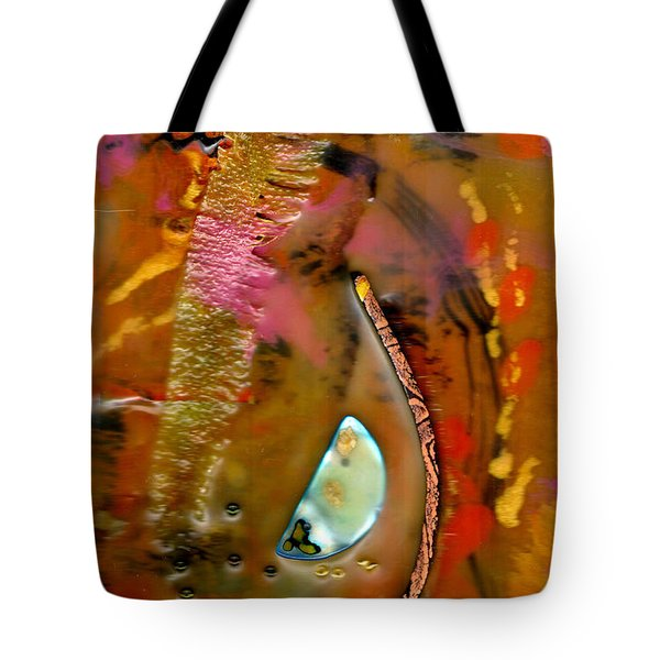 Sowing Seeds Tote Bag by Angela L Walker