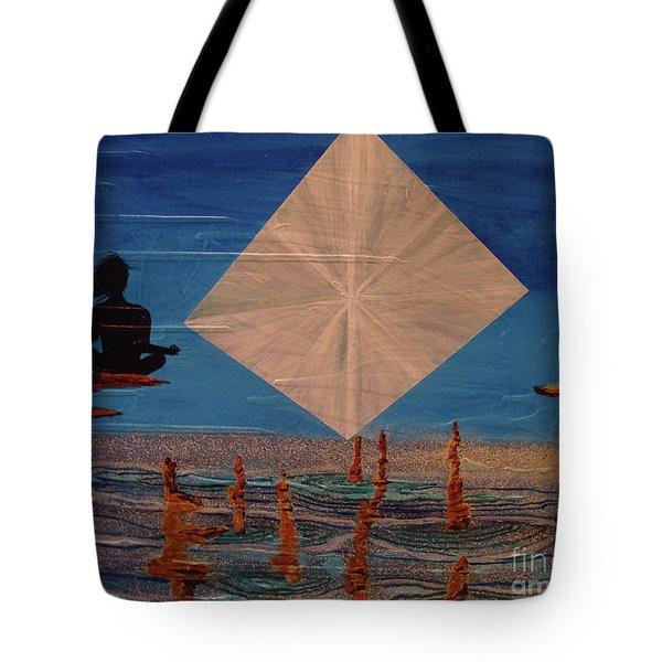 Soycd Tote Bag by Stuart Engel