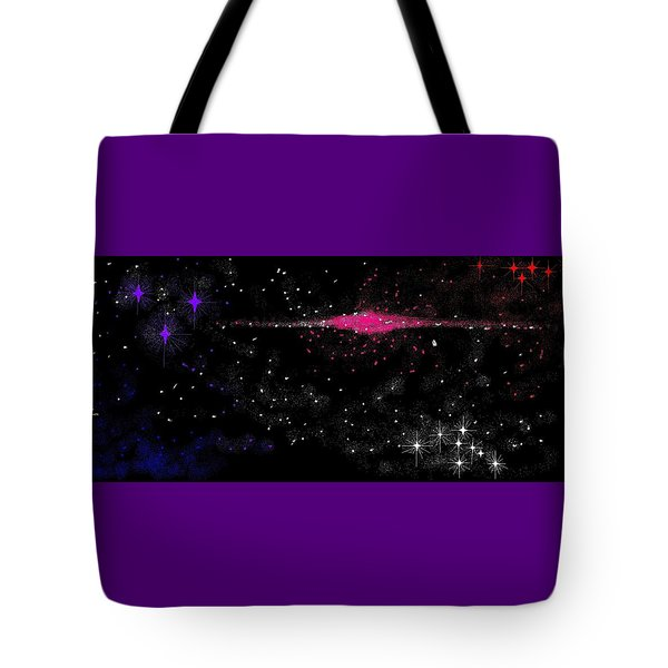 Space 4 Tote Bag