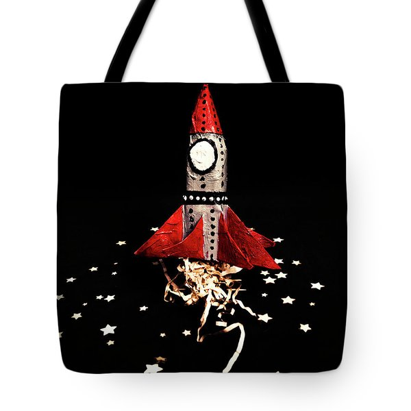 Space Craft Tote Bag