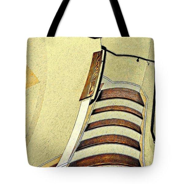 Space Geometry #1 Tote Bag