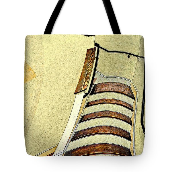 Space Geometry #1 Tote Bag