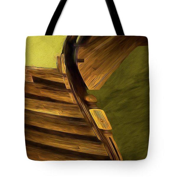 Space Geometry #12 Tote Bag