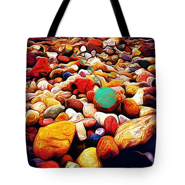 Space I Tote Bag